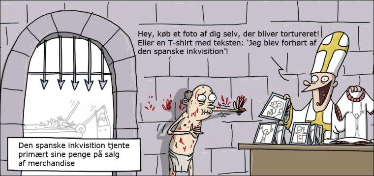 den spanske inkvisition