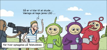 Teletubbies på LSD