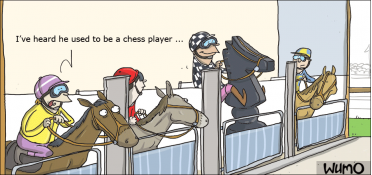 Former chess player gets a new job